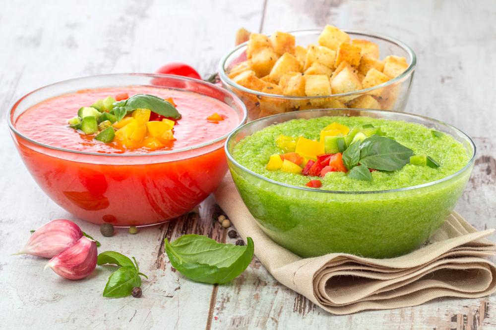Рецепты еды в жаркую погоду