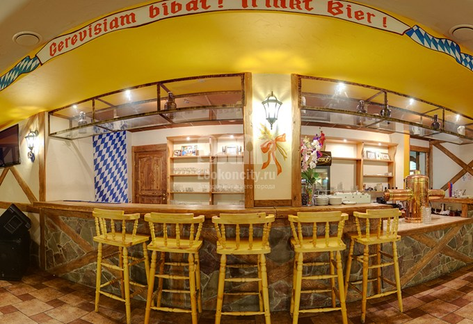 Пивной ресторан Де Бассус в Воронеже
